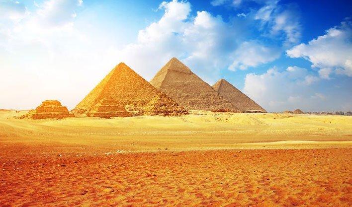 ทัวร์อียิปต์ ไคโร กีซ่า มหาปิรามิด สฟิงซ์ ซัคคาร่า อเล็กซานเดรีย 6วัน 3คืน บิน Egypt Air